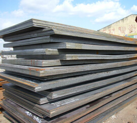 quenched and tempered steel plates supplier stockist