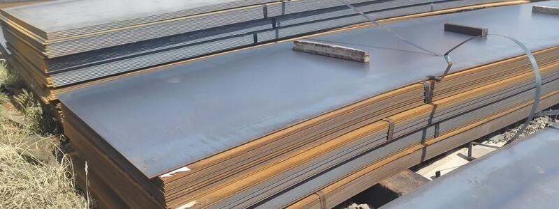 NACE + HIC Resistant Steel Plates