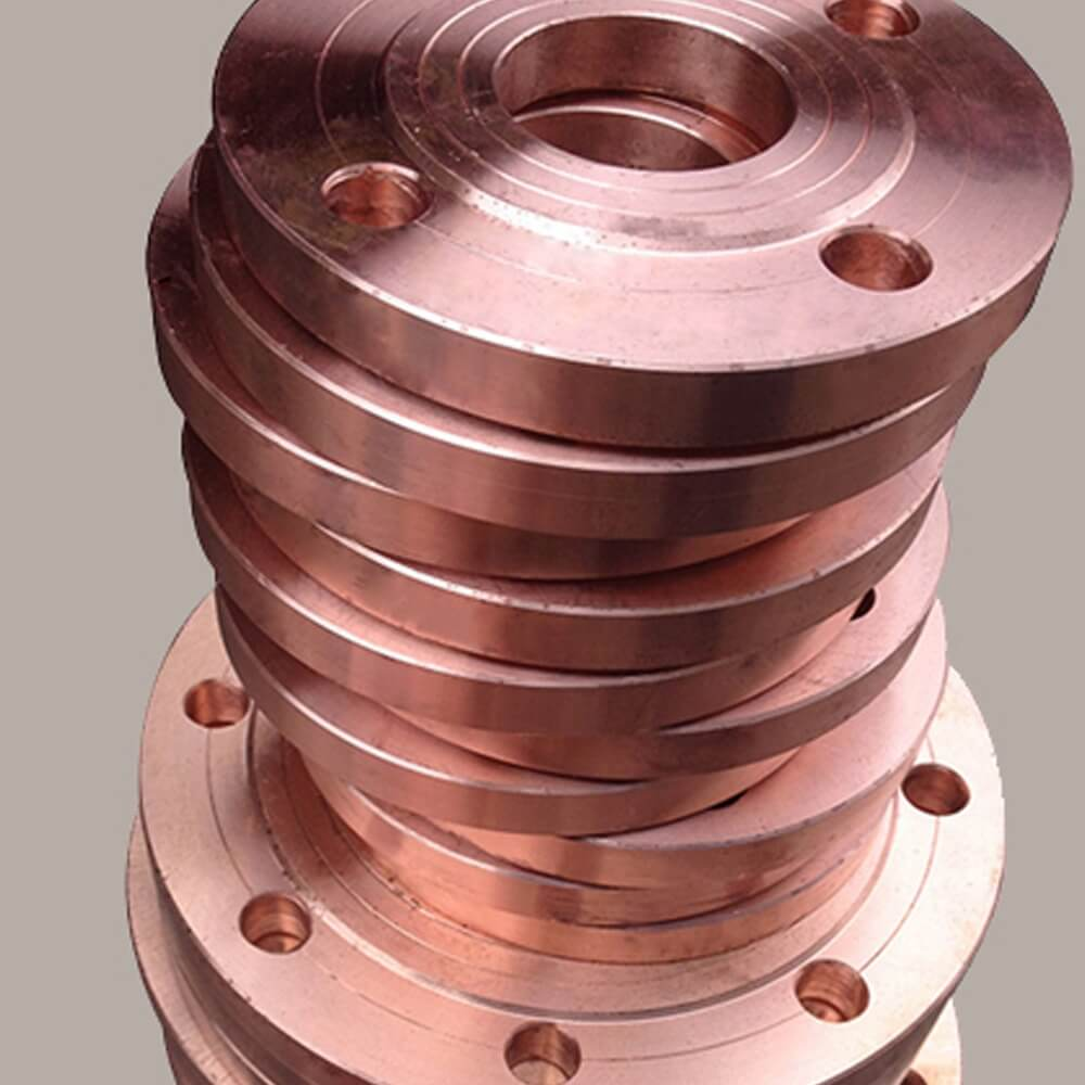 Cupro Nickel 70/30 Forged Flanges