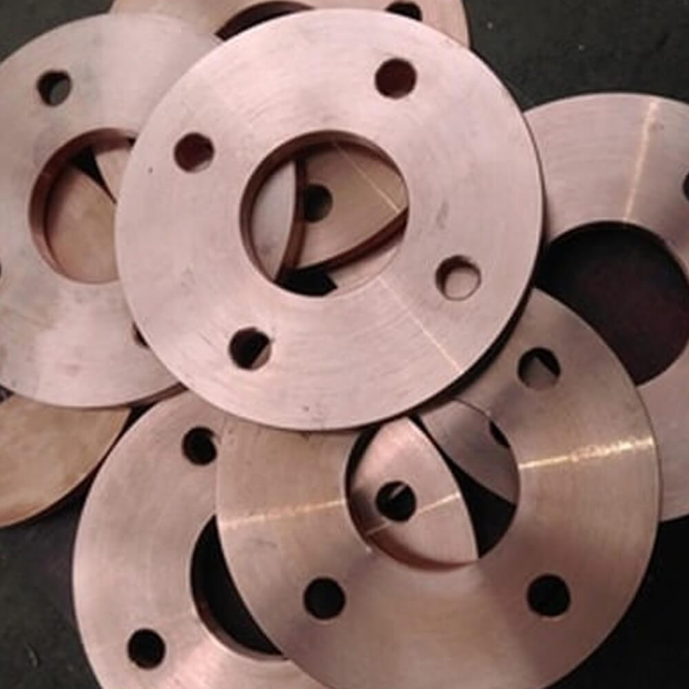Cupro Nickel 70/30 Plate Flanges