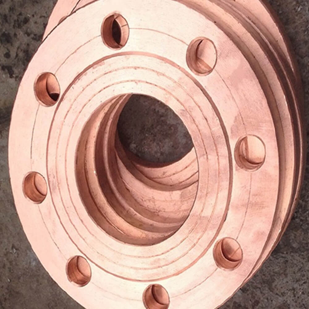 Cupro Nickel 70/30 Ring Type Joint Flange