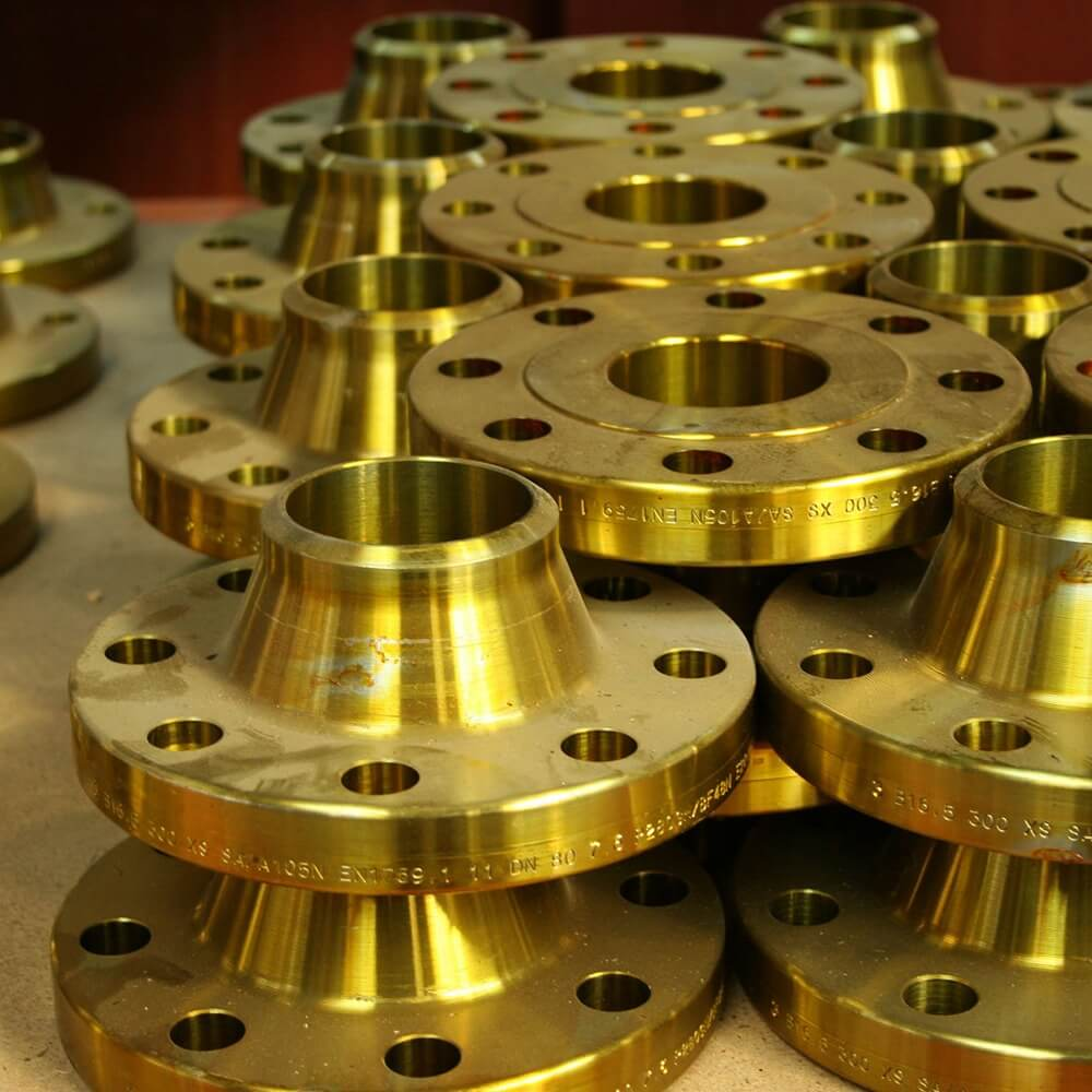 Cupro Nickel 70/30 Socket Weld Flanges