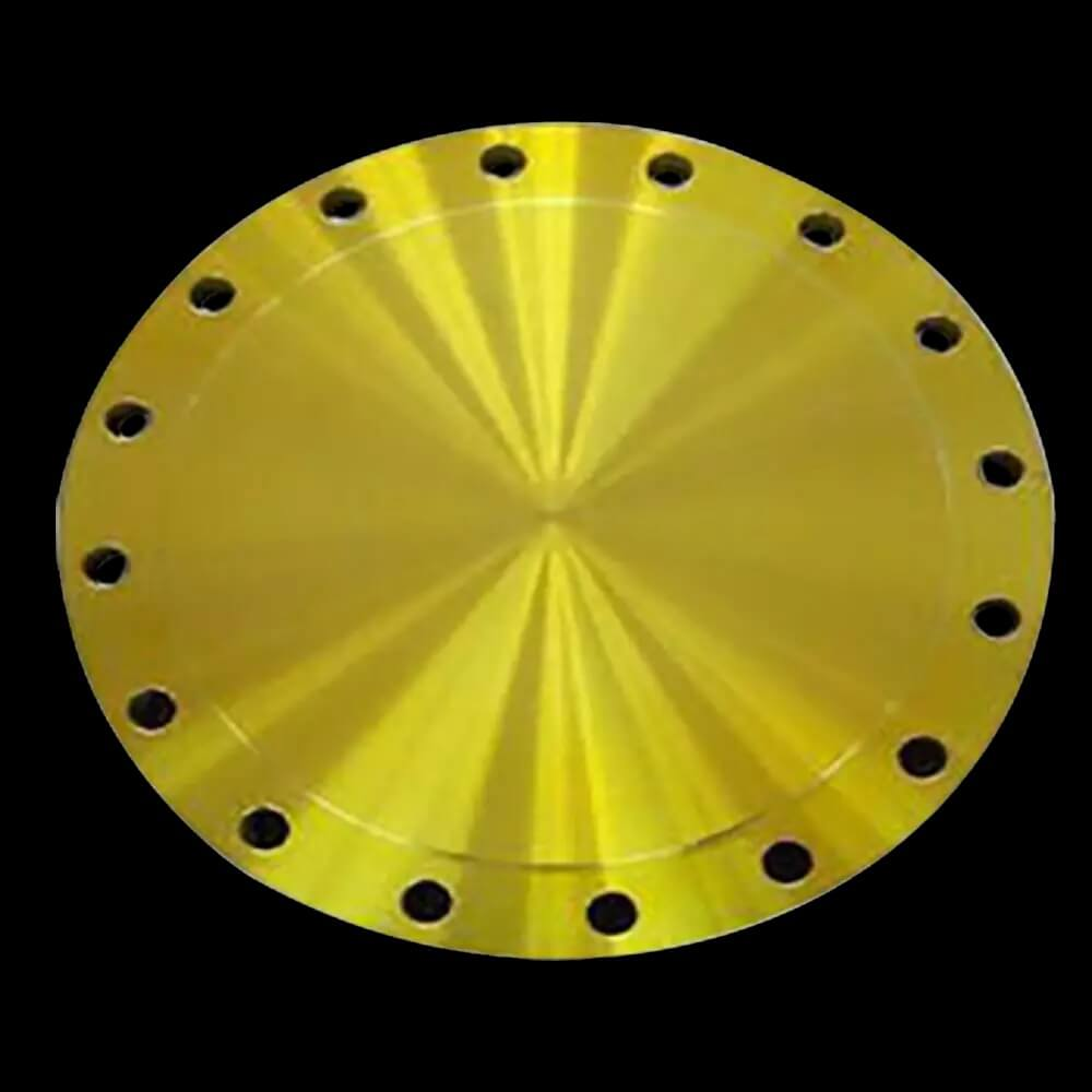 Cupro Nickel 70/30 Spectacle Blind Flanges
