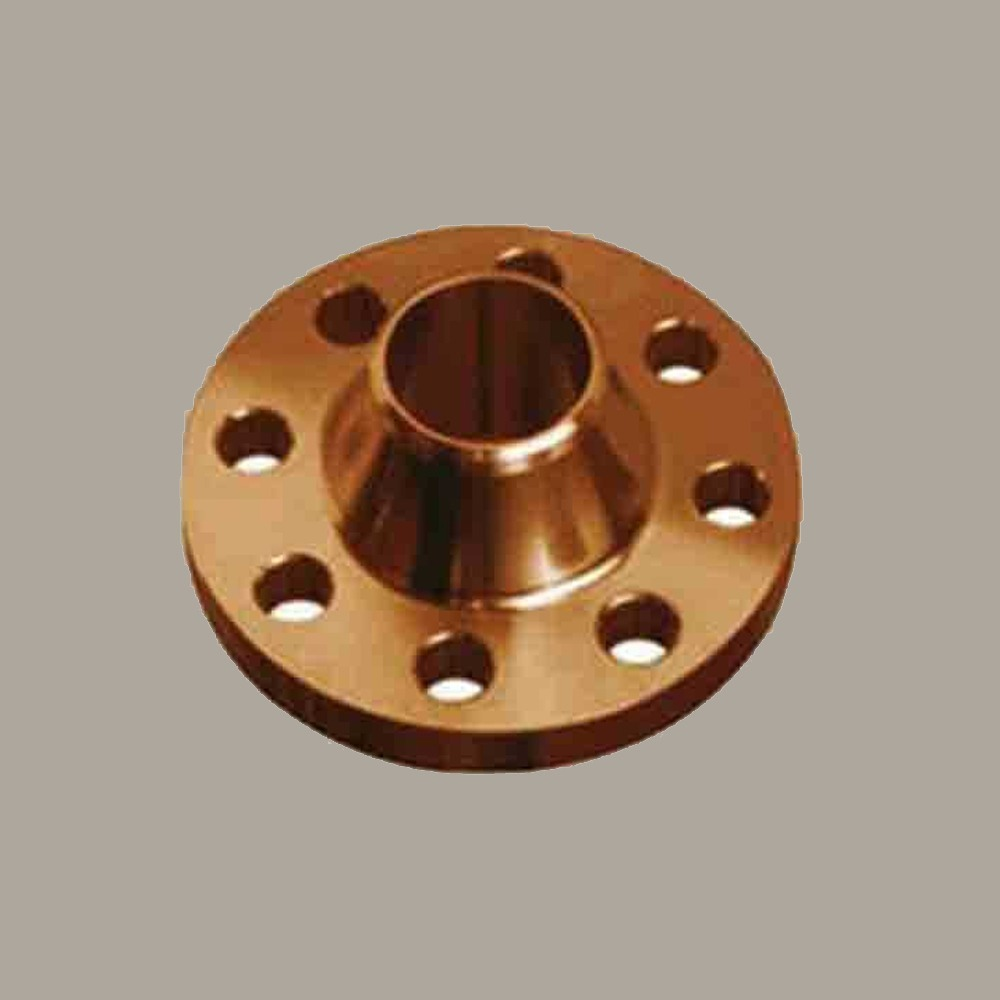 Cupro Nickel 70/30 Weld Neck Flanges