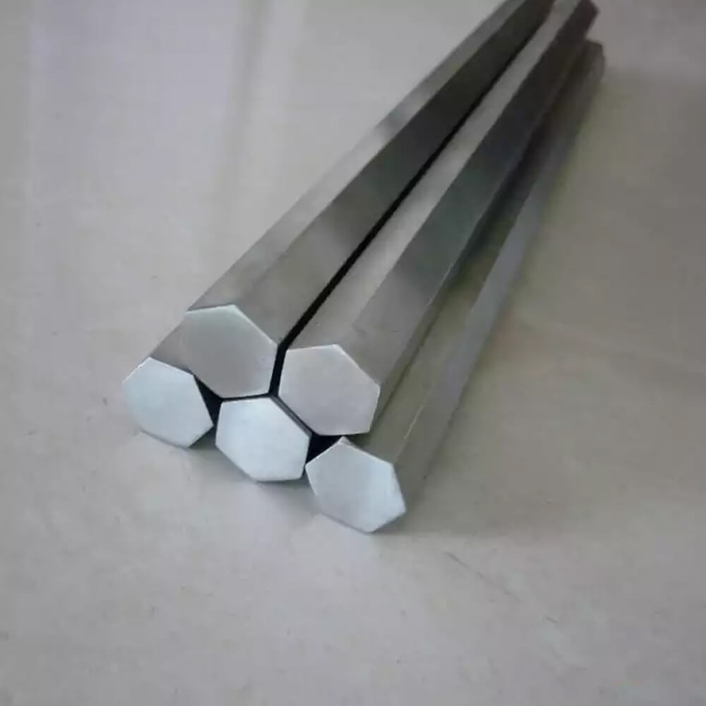 Nickel Alloy 200 Hex Bar