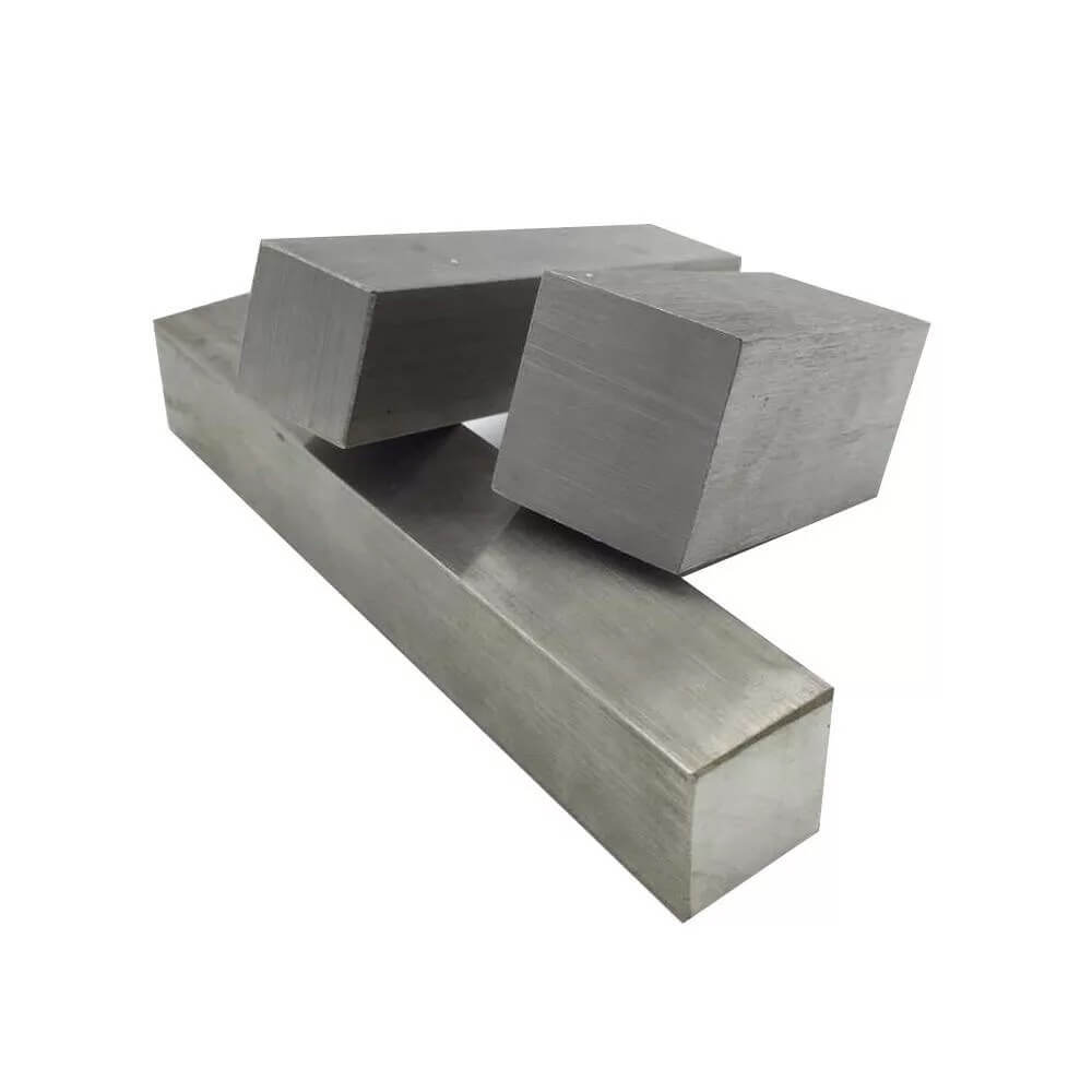 Nickel Alloy 200 Square Bar