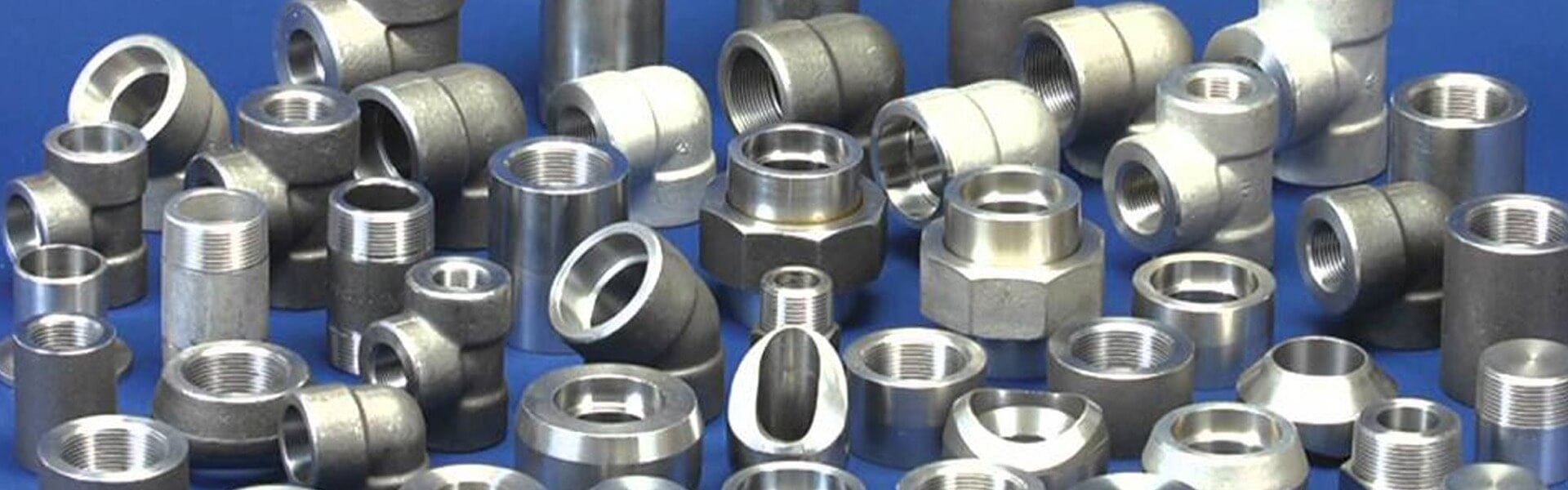 Forged Fittings Manufacturer & Exporter