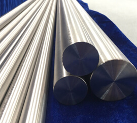 titanium alloys gr-1 round bars rods manufacturer exporter